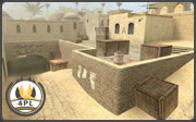 Match day 1: de_dust2
