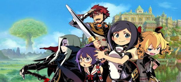 Etrian Odyssey 4: Legends of the Titan: