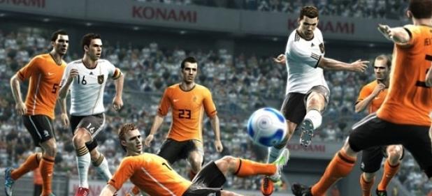 Pro Evolution Soccer 2012: Konami zelebriert offensiven Fußball