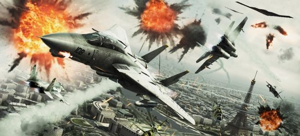 Ace Combat: Assault Horizon:
