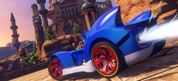 Sonic & All-Stars Racing: Transformed: