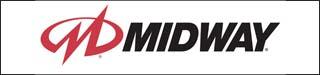 Логотип компании Компания Midway Games.