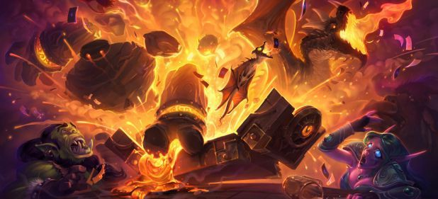 Hearthstone: Heroes of Warcraft (Strategie) von Blizzard Entertainment