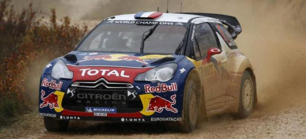 S�bastien Loeb Rally Evo (Rennspiel) von Bandai Namco Entertainment Europe
