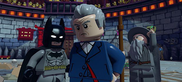 Lego Dimensions (Action) von WB Games