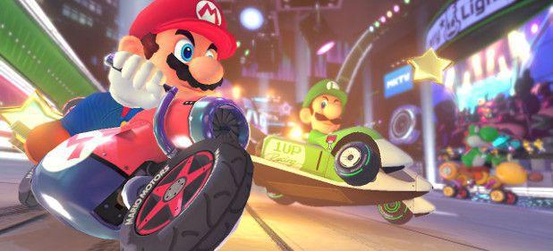 Mario Kart 8 (Rennspiel) von Nintendo
