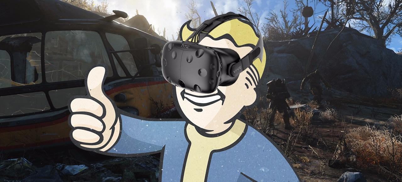 Fallout 4 VR () von Bethesda