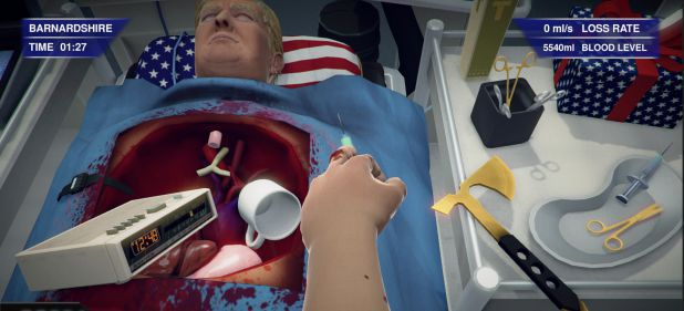 Surgeon Simulator 2013 (Simulation) von
