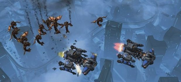 StarCraft 2: Heart of the Swarm (Strategie) von Activision Blizzard