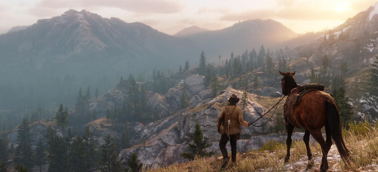 Red Dead Redemption 2 (Action) von Take-Two Interactive