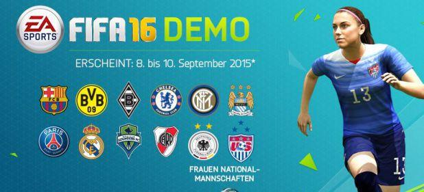 FIFA 16 (Sport) von Electronic Arts