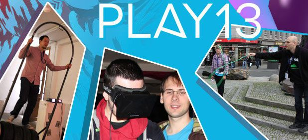 play13: 6. Festival für kreatives Computerspielen  (Events) von Initiative Creative Gaming