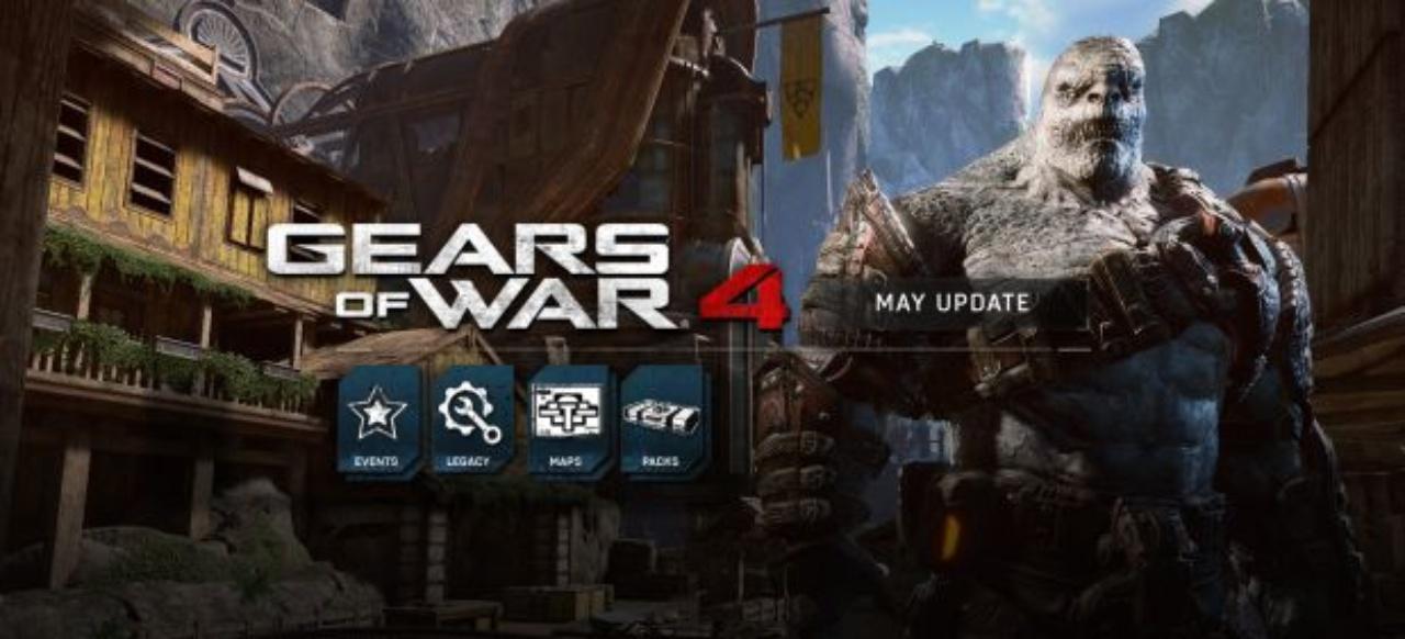Gears of War 4 (Shooter) von Microsoft