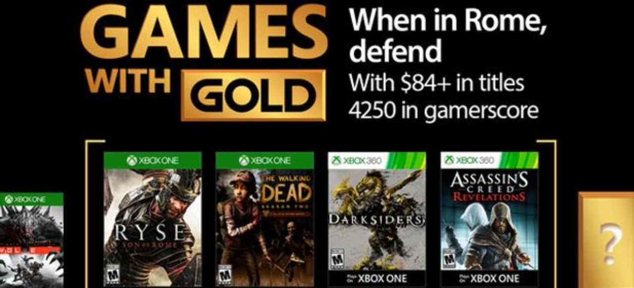 Xbox Games with Gold (Service) von Microsoft