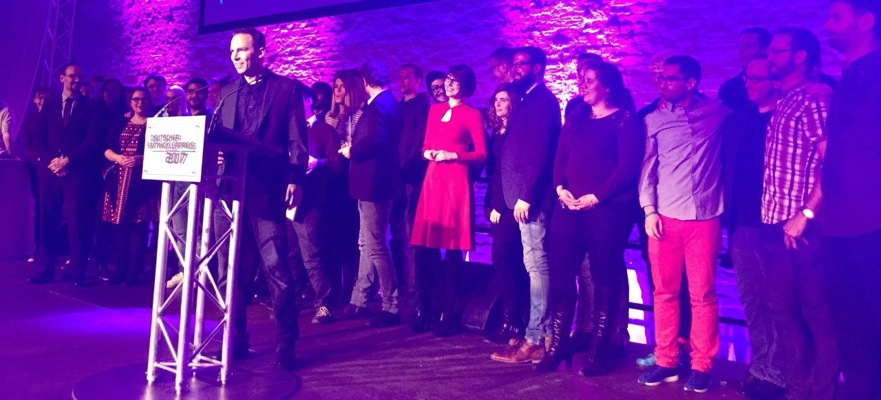 Deutscher Entwicklerpreis (Awards) von Aruba Events GmbH
