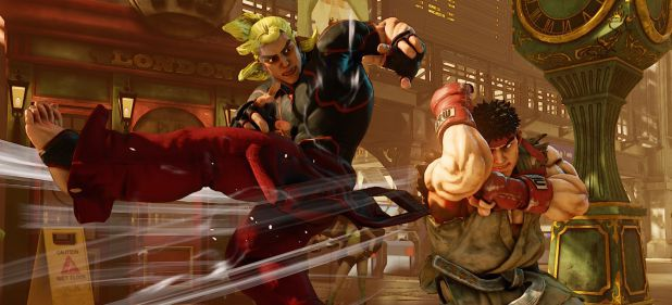 Street Fighter 5 (Action) von Capcom