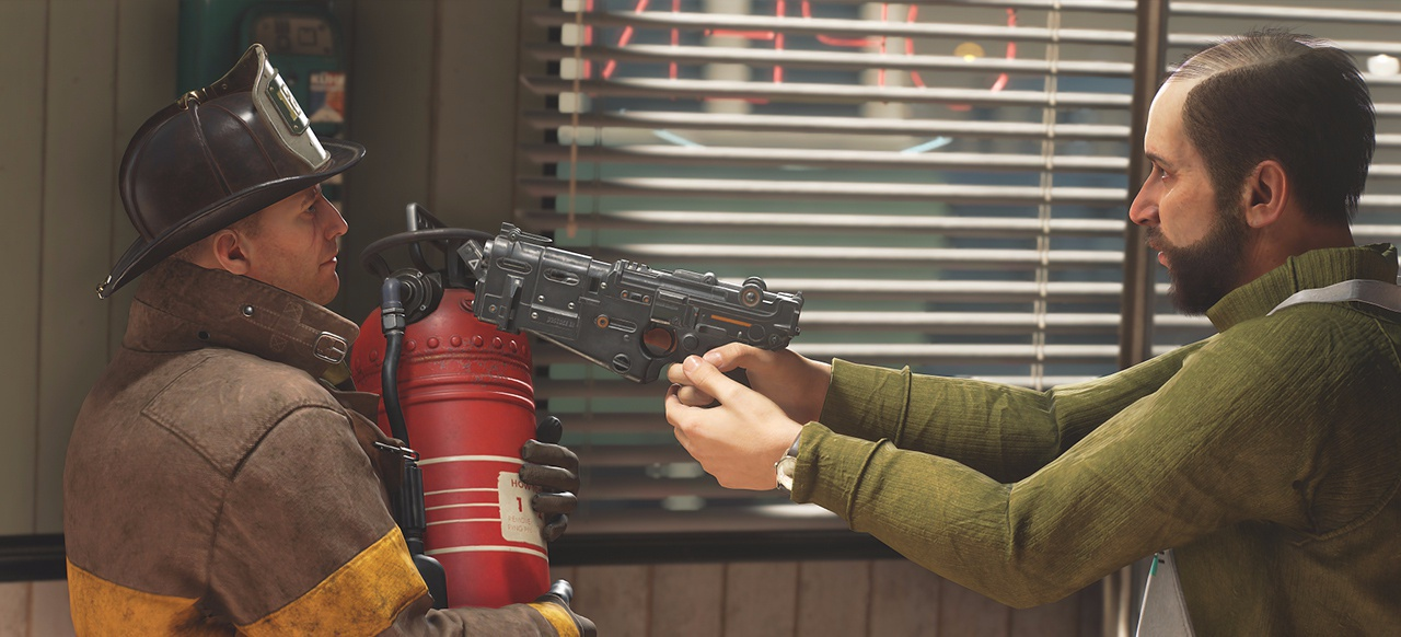 Wolfenstein 2: The New Colossus (Shooter) von Bethesda Softworks