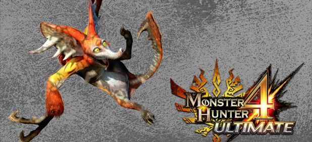 Monster Hunter 4 Ultimate (Action) von Capcom / Nintendo
