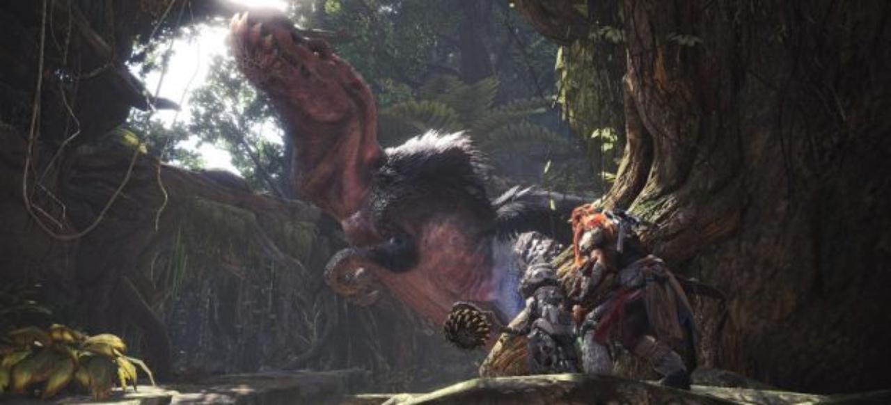 Monster Hunter: World (Action) von Capcom