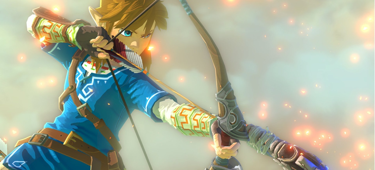 The Legend of Zelda: Breath of the Wild (Rollenspiel) von Nintendo