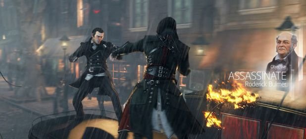 Assassin's Creed: Syndicate (Action) von Ubisoft