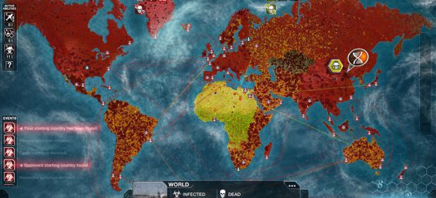 Plague Inc: Evolved (Strategie) von Ndemic Creations