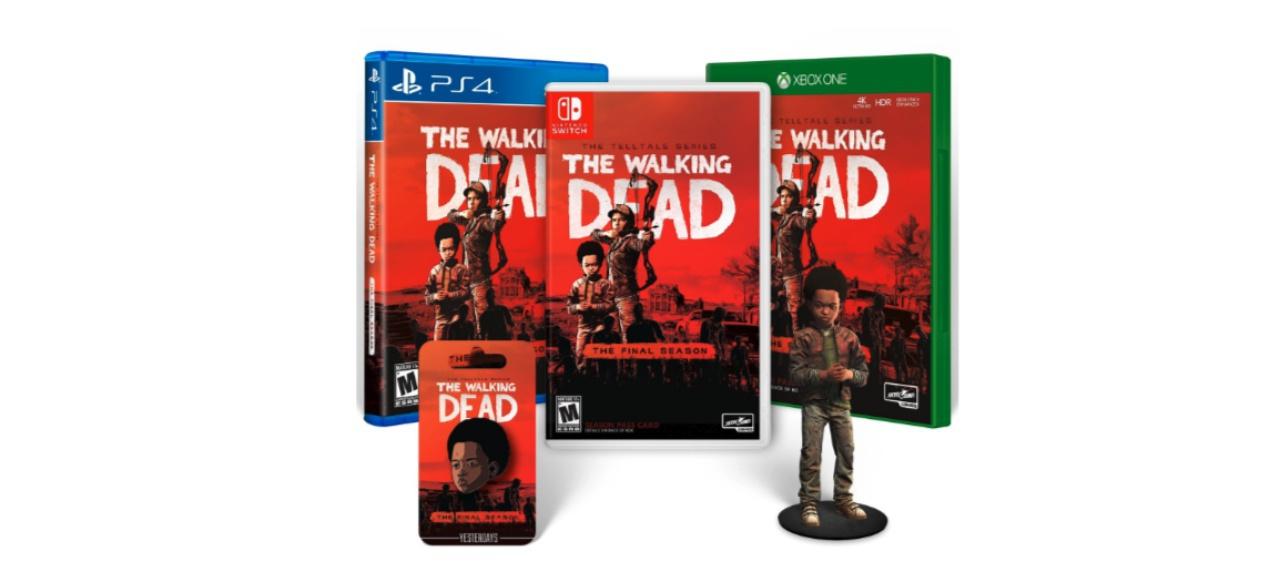 The Walking Dead: Die letzte Staffel (Adventure) von Telltale Games / Skybound Games