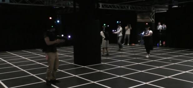 Zero Latency VR () von Sega