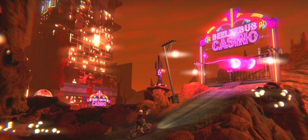 Trials of the Blood Dragon (Geschicklichkeit) von Ubisoft