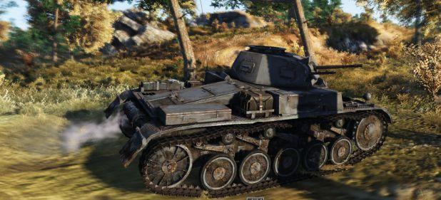War Thunder (Simulation) von Gaijin Entertainment