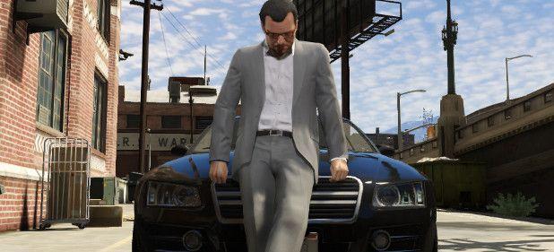 Grand Theft Auto 5 (Action) von Rockstar Games