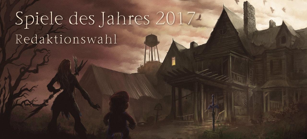 4Players: Spiele des Jahres 2017 (Awards) von 4Players.de