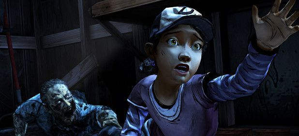 The Walking Dead 2 - Episode 1: All That Remains (Adventure) von Telltale Games
