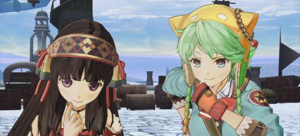 Atelier Shallie: Alchemists of the Dusk Sea (Rollenspiel) von Koei Tecmo / Koch Media