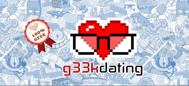 Allgemein: g33kdating: Deutschsprachige Partnerbörse für Spieler, Cosplayer und Fans von Comics, LARPs & Co. gestartet