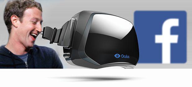 Oculus Rift (Hardware) von Facebook