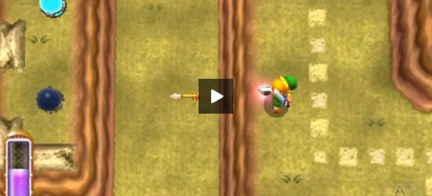 The Legend of Zelda: A Link Between Worlds (Action) von Nintendo