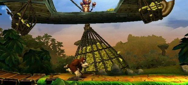 Donkey Kong Country Returns (Geschicklichkeit) von Nintendo