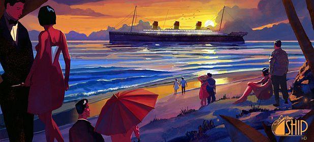 The Ship (Shooter) von Xider Games / bhv / Blazing Griffin