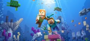 Minecraft: Zweite Phase des Aquatic-Updates veröffentlicht