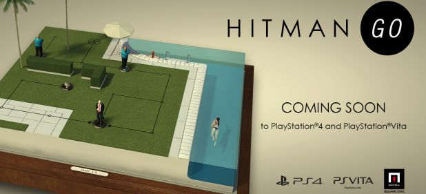 Hitman Go (Strategie) von Square Enix