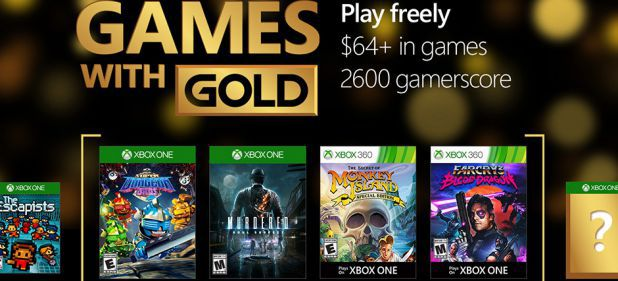 Xbox Games with Gold (Events) von Microsoft