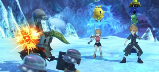 World of Final Fantasy (Rollenspiel) von Square Enix