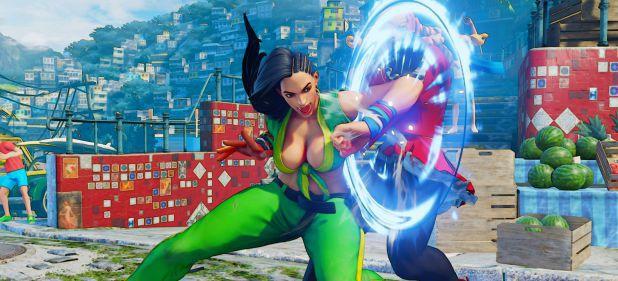 Street Fighter 5 (Action) von Capcom