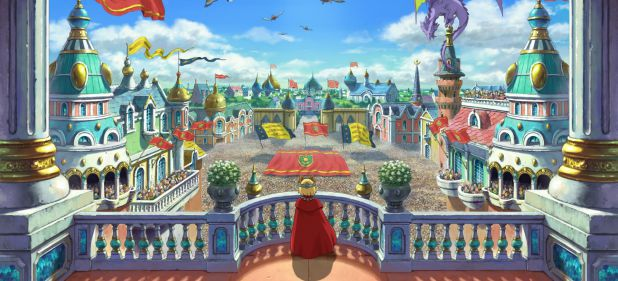 Ni No Kuni 2: Revenant Kingdom (Rollenspiel) von Bandai Namco Entertainment