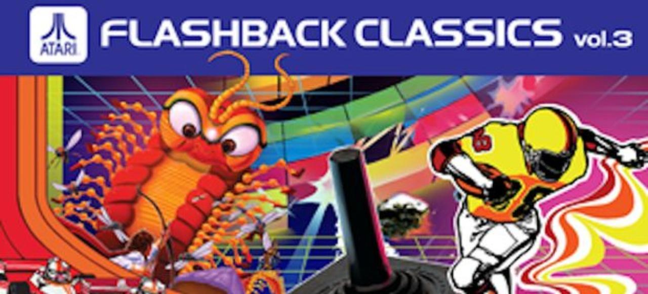 Atari Flashback Classics Vol. 3 (Action) von