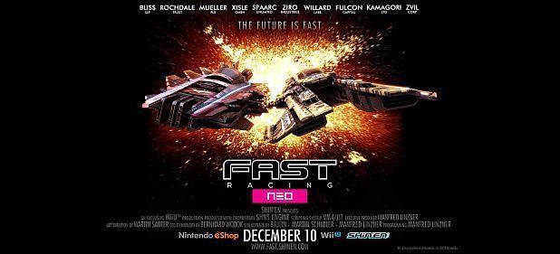 FAST Racing Neo (Rennspiel) von Shin'en