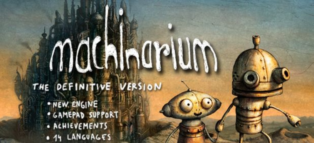 Machinarium (Adventure) von Daedalic / Lace Mamba