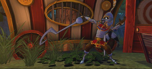 Sly Cooper: Jagd durch die Zeit (Geschicklichkeit) von Sony