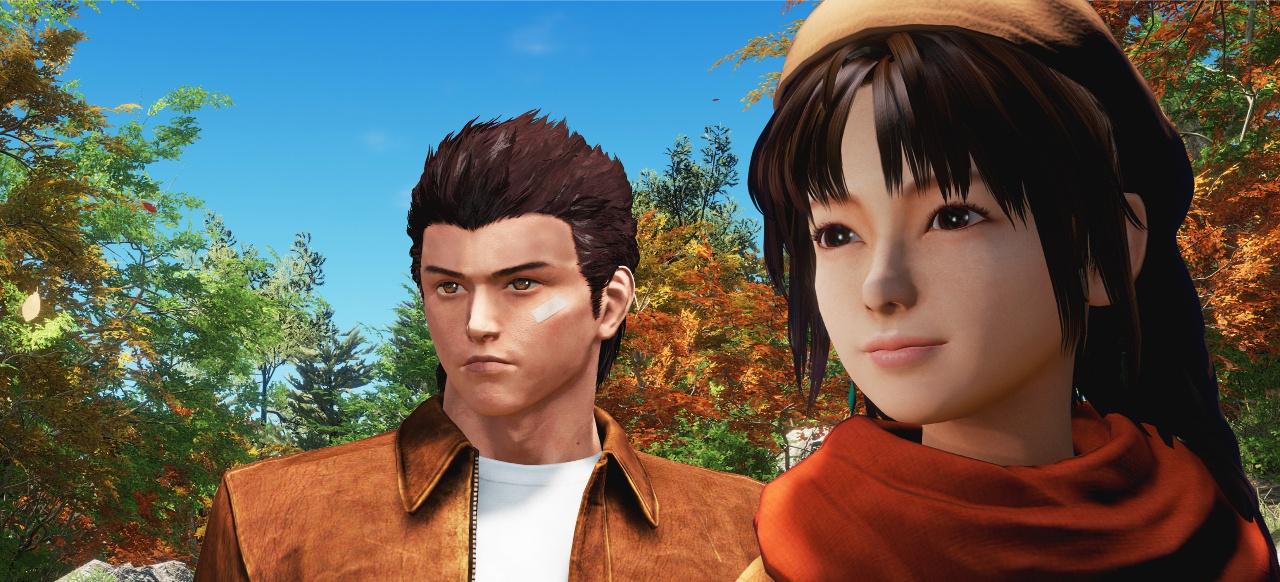 Shenmue (Action) von Sega